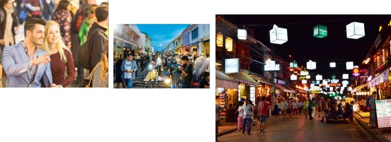 tuyến phố chợ đêm phú quốc