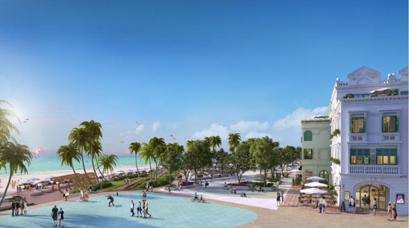 quảng trường biển phú quốc