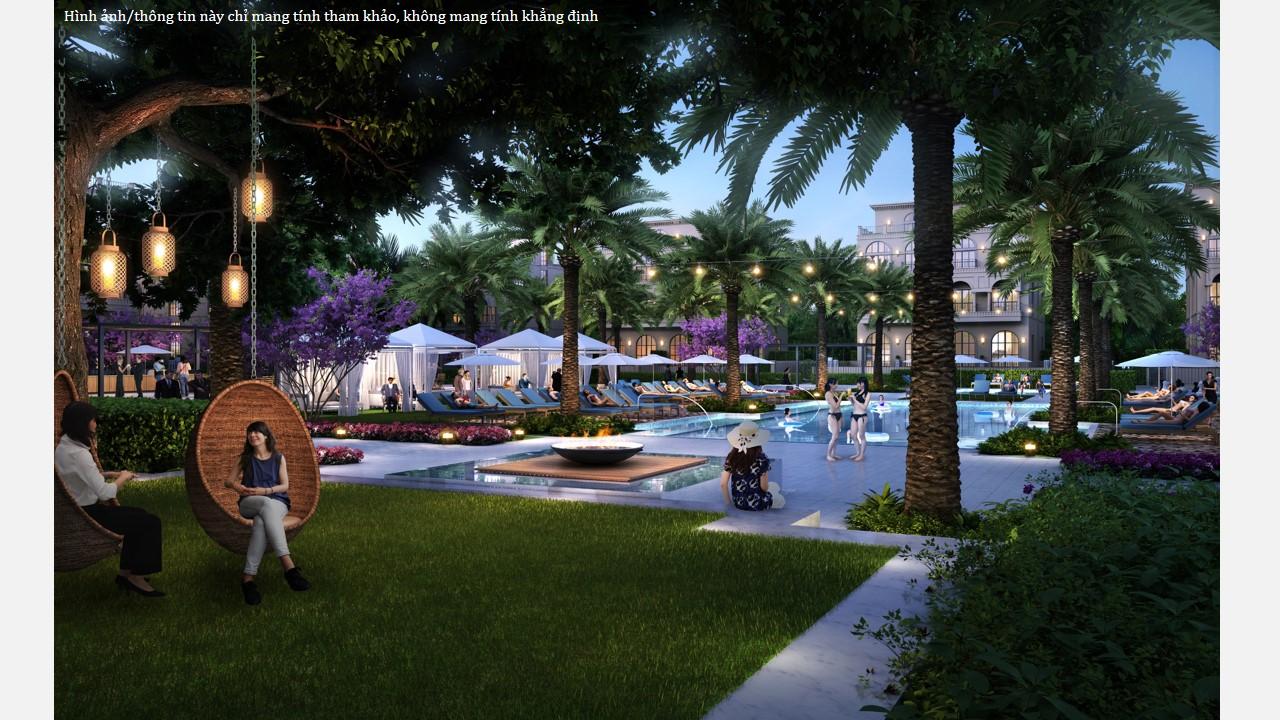 Công viên palm